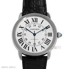 卡地亚 Cartier RONDE DE CARTIER腕表 W6701010 机械 男款