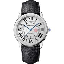 卡地亚 Cartier RONDE DE CARTIER腕表 WSRN0022 机械 男款