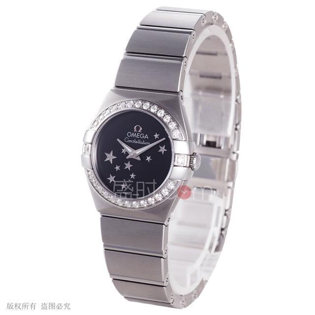 rado手表价格及图片_Omega CONSTELLATION欧米茄星座系列手表,12315246001001石英女款手表 ...