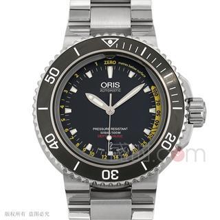 豪利时 Oris DIVERS 潜水系列钢机械 733.7675.4154M 机械 男款