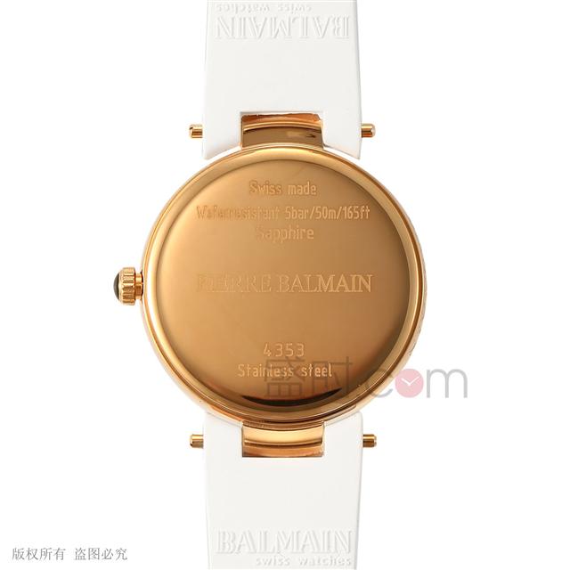 宝曼 BALMAIN 艺术家系列 B4353.22.16 石英 女款