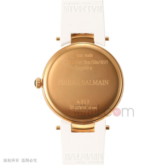 宝曼 BALMAIN 艺术家系列 B4353.22.22 石英 女款