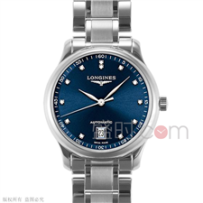 浪琴 Longines MASTER COLLECTION 名匠系列 L2.628.4.97.6 机械 男款