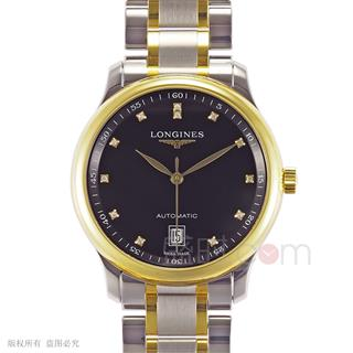 浪琴 Longines MASTER COLLECTION 名匠系列 L2.628.5.57.7 机械 男款