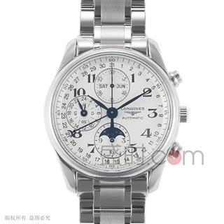 浪琴 Longines MASTER COLLECTION 名匠系列 L2.673.4.78.6 機械 男款
