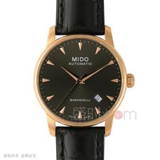 美度 Mido BARONCELLI 贝伦赛丽系列 M8600.3.13.4 机械 男款