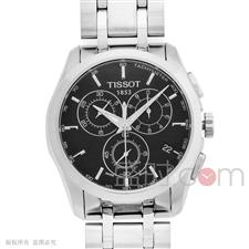 天梭 Tissot 时尚系列 T035.617.11.051.00 石英 男款