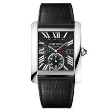 卡地亚 Cartier TANK腕表 W5330004 机械 男款