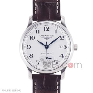 浪琴 Longines MASTER COLLECTION 名匠系列 L2.708.4.78.3 机械 男款