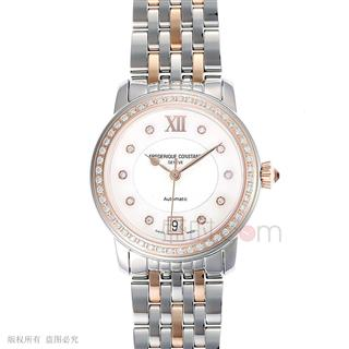 康斯登 Frederique Constant LADIES AUTOMATIC 女装自动 FC-303WHF2PD2B3 机械 女款
