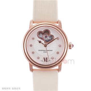 康斯登 Frederique Constant LADIES AUTOMATIC 女装自动 FC-310DHB2P4 机械 女款