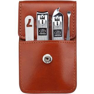 777指甲刀套装 指甲剪钳修容组合4件套装(颜色随机)(新疆不发)