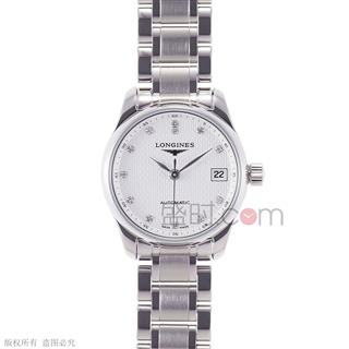 浪琴 Longines MASTER COLLECTION 名匠系列 L2.257.4.77.6 机械 女款