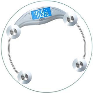 圆形背光电子称 体重秤