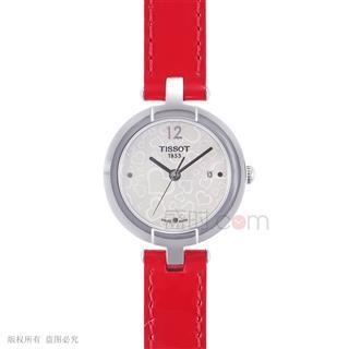 天梭 Tissot 时尚系列 T084.210.16.117.00 石英 女款
