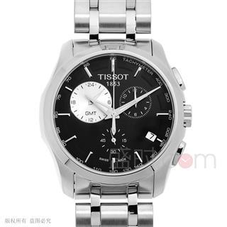 天梭 Tissot 时尚系列 T035.439.11.051.00 石英 男款