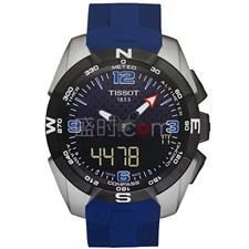 天梭 Tissot 高科技触屏系列 T091.420.47.057.02 石英 男款