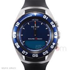 天梭 Tissot 高科技触屏系列 T056.420.27.041.00 石英 男款