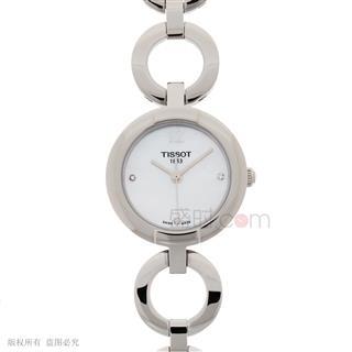 天梭 Tissot 时尚系列 T084.210.11.117.01 石英 女款