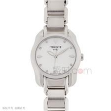 天梭 Tissot 时尚系列 T023.210.11.116.00 石英 女款