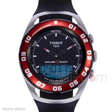 天梭 Tissot 高科技触屏系列 T056.420.27.051.00 石英 男款