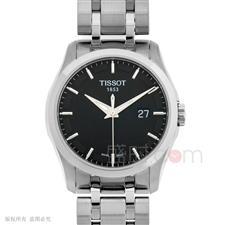 天梭 Tissot 时尚系列 T035.410.11.051.00 石英 男款