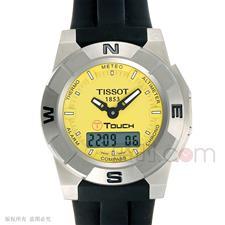 天梭 Tissot 高科技触屏系列 T001.520.47.361.00 石英 男款