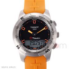 天梭 Tissot 高科技触屏系列 T047.420.17.051.00 石英 中性款