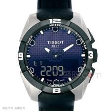天梭 Tissot 高科技触屏系列 T091.420.46.051.00 石英 男款