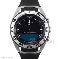 天梭 Tissot 高科技触屏系列 T056.420.27.051.01 石英 男款