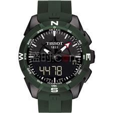 天梭 Tissot 高科技触屏系列 T110.420.47.051.00 石英 男款