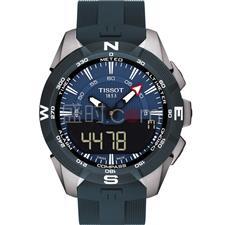 天梭 Tissot 高科技触屏系列 T110.420.47.041.00 石英 男款