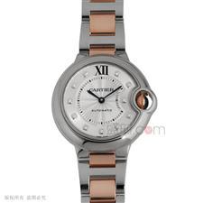 卡地亚 Cartier BALLON BLEU DE CARTIER腕表 WE902061 机械 女款