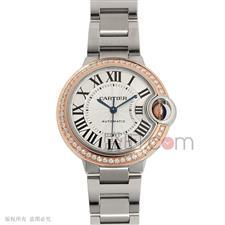 卡地亚 Cartier BALLON BLEU DE CARTIER腕表 WE902080 机械 女款