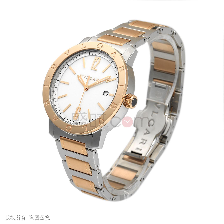 bvlgari手表价格_Bvlgari BULGARI-BULGARI宝格丽WATCHES手表,102053B机械男款手表价格及 ...