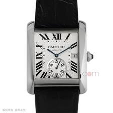 卡地亚 Cartier TANK腕表 W5330003 机械 男款