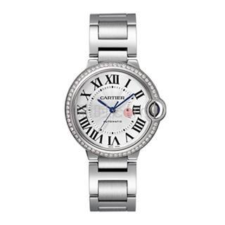 卡地亚 Cartier BALLON BLEU DE CARTIER腕表 W4BB0017 机械 女款