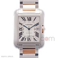 卡地亚 Cartier TANK腕表 W5310006 机械 男款