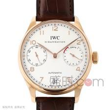 万国 IWC 葡萄牙系列 IW500113 机械 男款