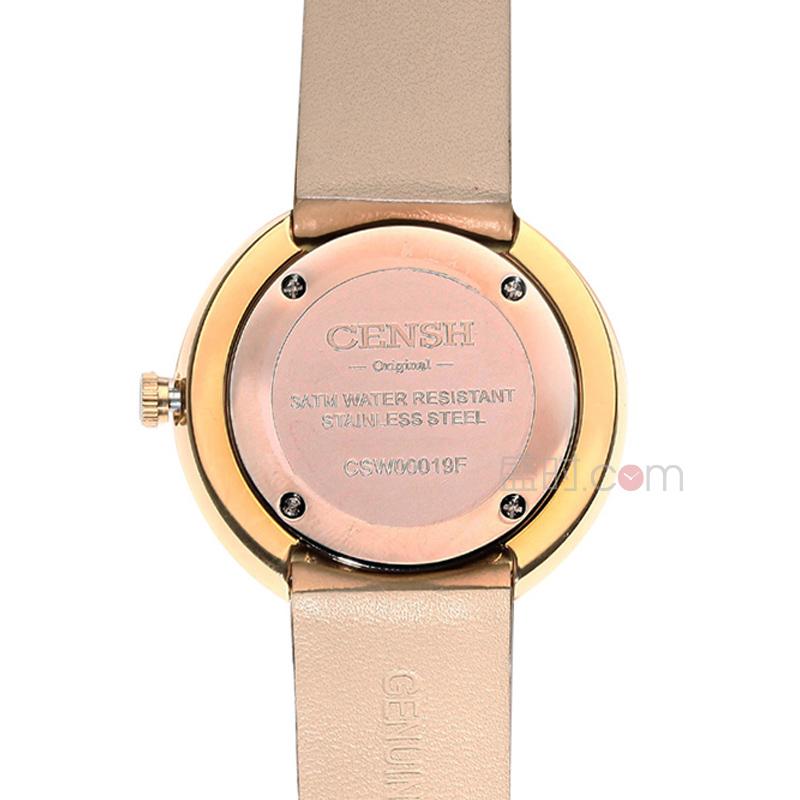 盛时定制 CENSH CSW00019F 石英 女款手表