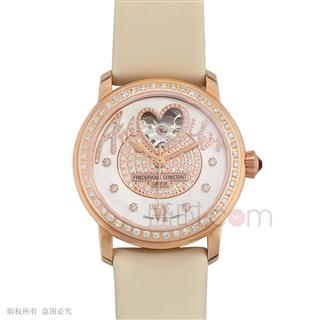 康斯登 Frederique Constant LADIES AUTOMATIC 女装自动 FC-310SQPV2PD4 机械 女款
