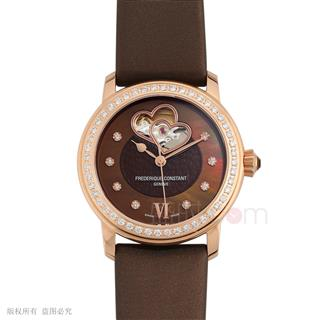 康斯登 Frederique Constant LADIES AUTOMATIC 女装自动 FC-310CDHB2PD4 机械 女款