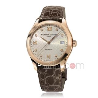 康斯登 Frederique Constant LADIES AUTOMATIC 女装自动 FC-303LGD3B4 机械 女款
