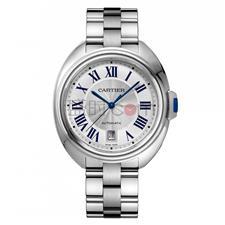 卡地亚 Cartier CLE DE CARTIER腕表 WSCL0007 机械 男款
