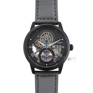 盛时定制 CENSH CSW10007M-CS 暗夜飞轮 机械 男款手表