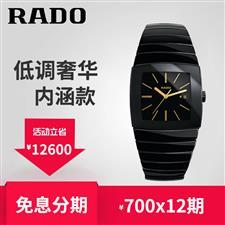 雷达 Rado SINTRA 银钻系列 R13724192 石英 男款