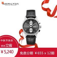 汉米尔顿 Hamilton JAZZMASTER 爵士 H32576785 机械 男款