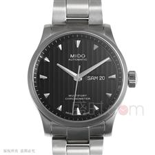 美度 Mido MULTIFORT 舵手系列 M005.431.11.441.00 机械 男款
