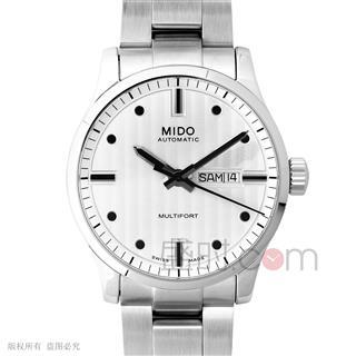 美度 Mido MULTIFORT 舵手系列 M005.430.11.031.00 机械 男款