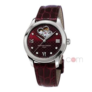 康斯登 Frederique Constant LADIES AUTOMATIC 女装自动 FC-310BRGDHB3B6 机械 女款